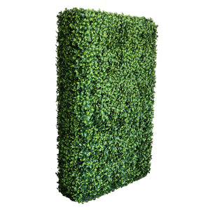 150 x 100 x 25cm Pittosoporum Artificial Hedge Wall