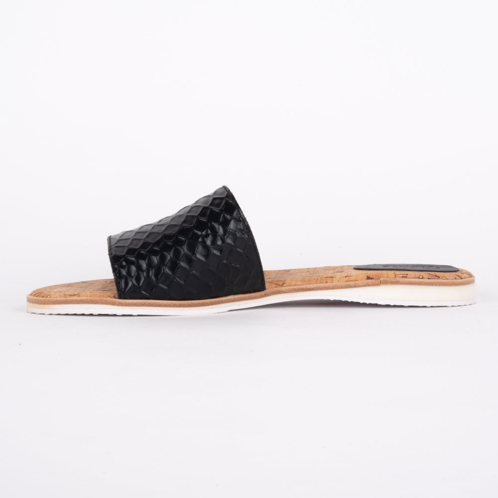 ROLLIE SANDAL SLIDE
