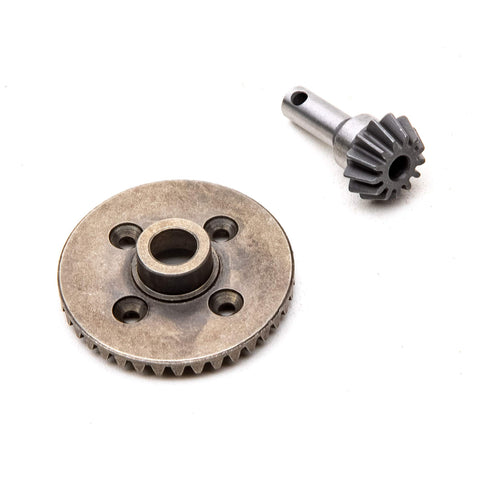 Axial AXI232054 Front Rear Ring 38T Pinion 13T 32P RBX10