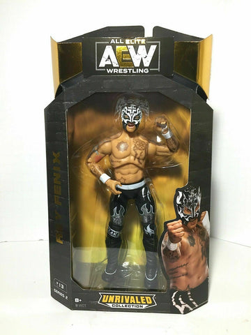 Rey Fenix AEW Wrestling Unrivaled Action Figure