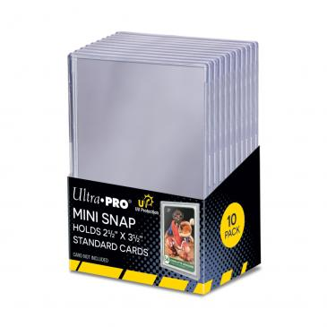 UV Mini Snap Card Holder (10 count retail pack)
