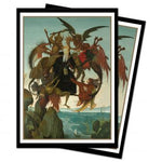 Fine Art - Torment of Saint Anthony Standard Deck Protector 100ct