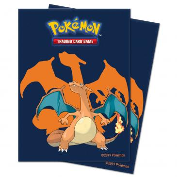 Charizard Deck Protector sleeves for Pokémon 65ct