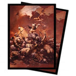 The Destroyer Standard Size Deck Protectors by Frank Frazetta 100ct