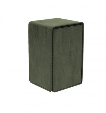 Suede Collection Alcove Tower Emerald Deck Box