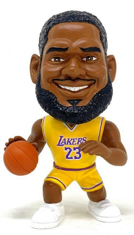 Lebron James Lakers Party Animal Big Shot Ballers Figure