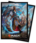 M21 Teferi, Master of Time Standard Deck Protector sleeves 100ct for Magic: The Gathering