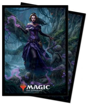 M21 Liliana, Waker of the Dead Standard Deck Protector sleeves 100ct for Magic: The Gathering