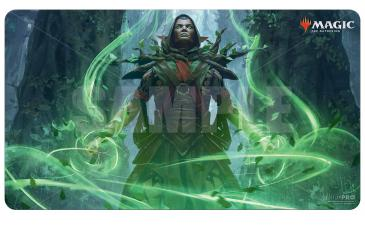 M21 Llanowar Visonary Playmat for Magic The Gathering