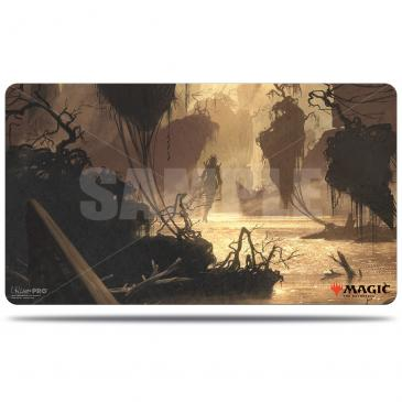 Zendikar Rising Murkwater Pathway Playmat for Magic The Gathering