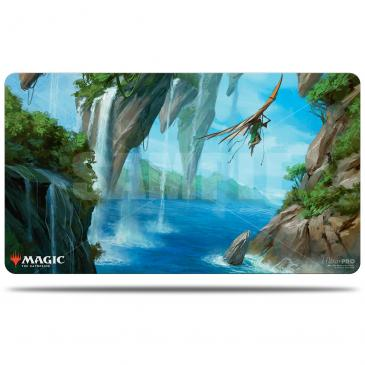 Zendikar Rising Riverglide Pathway Playmat for Magic The Gathering