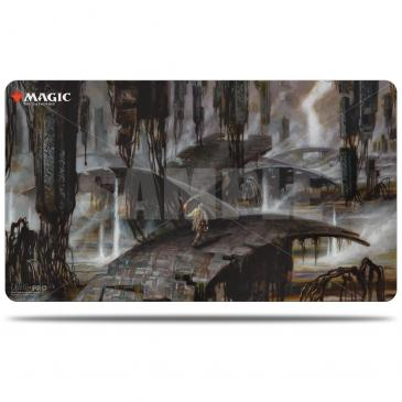Zendikar Rising Grimclimb Pathway Playmat for Magic The Gathering
