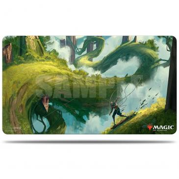 Zendikar Rising Branchloft Pathway Playmat for Magic The Gathering