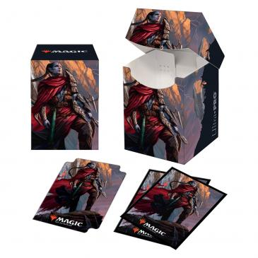 Zendikar Rising Anowon, the Ruin Thief Combo PRO 100+ Deck Box and 100ct sleeves for Magic: The Gathering