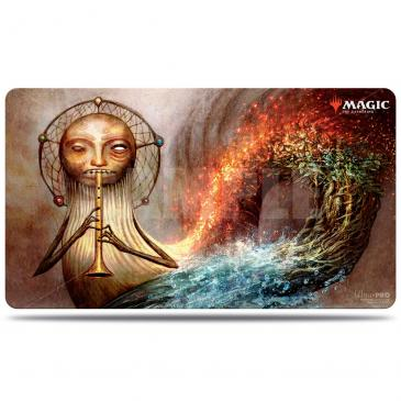 Commander Legends Prismatic Piper Playmat for Magic The Gathering