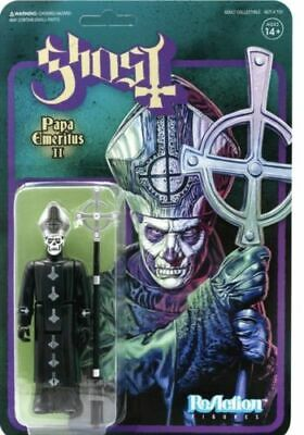 Papa Emeritus Ghost II Super 7 Reaction Action Figure