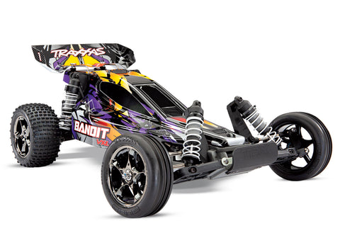 Bandit VXL:  1/10 Scale Off-Road Buggy (PRPL)