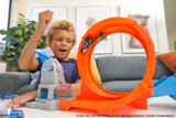 Hot Wheels Loop Stunt Champion Action Track Set
