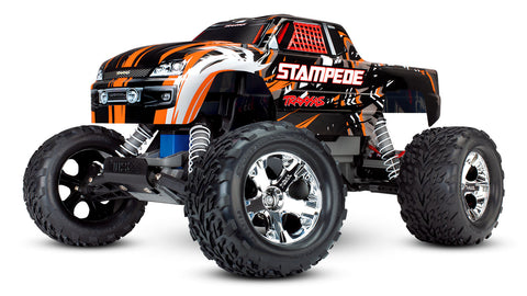 Stampede: 1/10 Scale Monster Truck (ORNG)