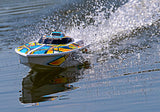 Blast: High Performance Race Boat (ORNG)