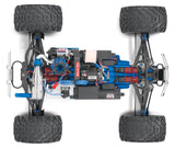 Revo 3.3: 1/10 Scale 4WD Nitro-Powered Monster Truck (with Telemetry Sensors) with TQi 2.4GHz Radio System, Traxxas Link Wireless Module, and Traxxas Stability Management (TSM)