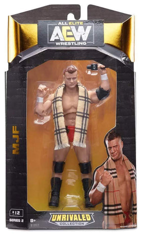 MJF AEW Unrivaled Series 2 Action Figure