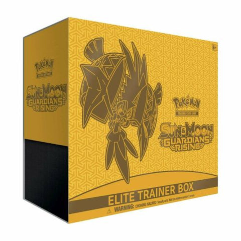 Guardians Rising Pokemon Elite Trainer Box
