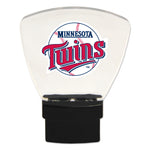 Minnesota Twins LED Nightlight - Vintage Logo