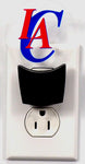 Los Angeles Clippers LED Nightlight- Vintage Logo