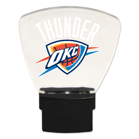 Oklahoma City Thunder LED Nightlight