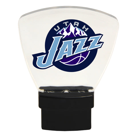 Utah Jazz LED Nightlight Vintage Logo
