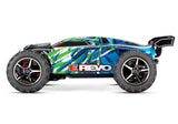 E-Revo: 1/16 Scale 4WD Electric Racing Monster Truck