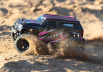 LaTrax Teton: 1/18 Scale 4WD Electric Monster Truck (76054-5-PINK)