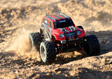 LaTrax Teton: 1/18 Scale 4WD Electric Monster Truck (REDX)