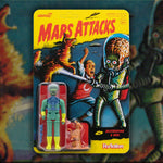 Alien Dog Mars Attacks Super 7 Reaction action figure