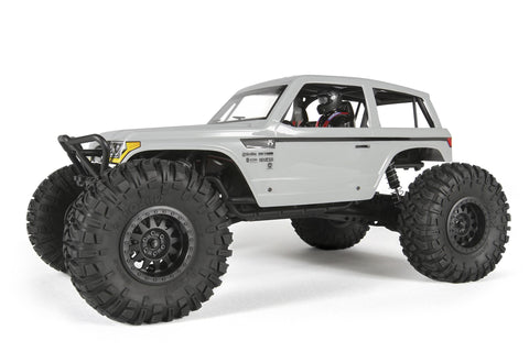 Axial Wraith Spawn 4WD RC Rock Racer Off-Road 4x4 1/10 RTR