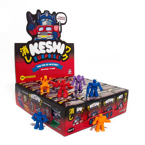 Transformers Keshi Surprise - Autobots Flat