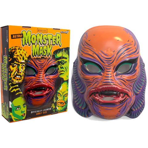 Creature From The Black Lagoon Mask (Orange) Universal Monsters