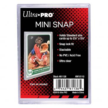 Mini Snap Card Holder