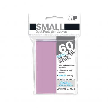60ct Pink Small Deck Protectors