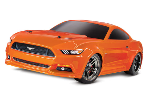 Ford Mustang GT: 1/10 Scale AWD Supercar ORANGE