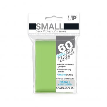 60ct Lime Green Small Deck Protectors