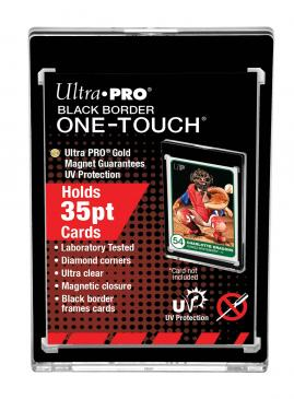 35PT Black Border UV ONE-TOUCH Magnetic Holder