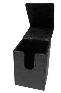 Suede Collection Alcove Flip Jet Deck Box
