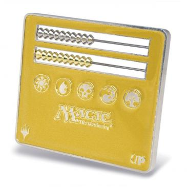 Gold Abacus Life Counter for Magic: The Gathering
