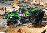 Hoss 4X4 VXL: 1/10 Scale Monster Truck with TQi Traxxas Link Green