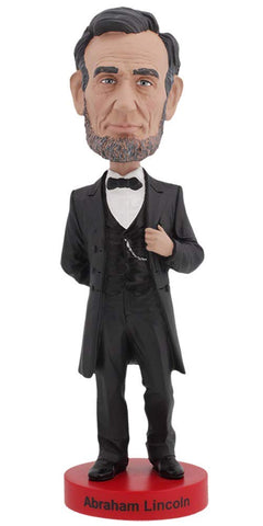Royal Bobbles Abraham Lincoln V2 Bobblehead