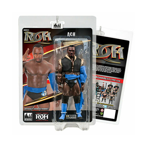 ACH Figures Toy Company Ring of Honor Wrestling Action Figures Series