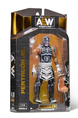 Pentagon Jr. AEW Unrivaled Action Figure