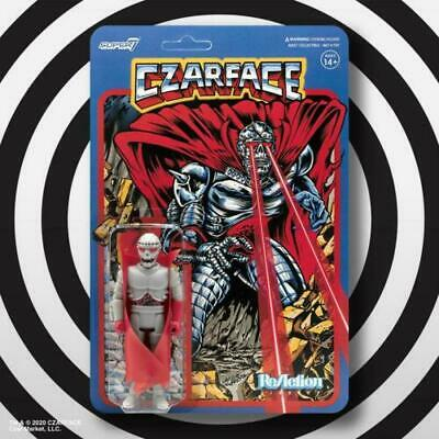 Czarface Super 7 Reaction Action Figure